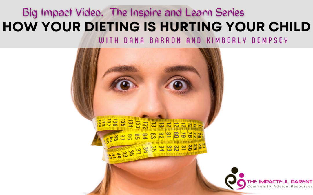 Preventing Adolescent Eating Disorders Starts With YOU.